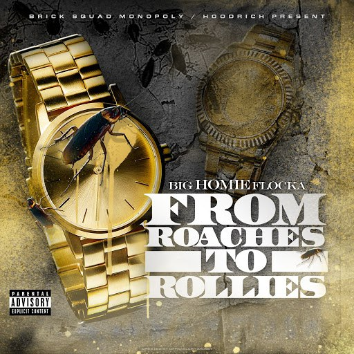 Waka Flocka Flame альбом From Roaches to Rollies