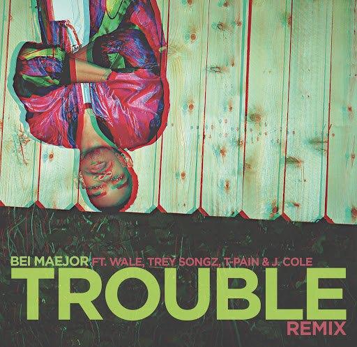 Bei Maejor альбом Trouble Remix
