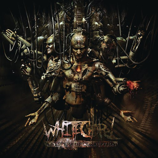 Whitechapel альбом A New Era Of Corruption