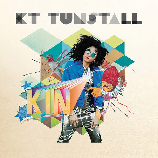 KT Tunstall альбом Maybe It's A Good Thing