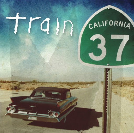 Train альбом California 37