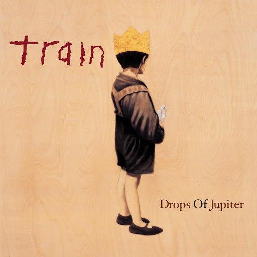 Train альбом Drops Of Jupiter