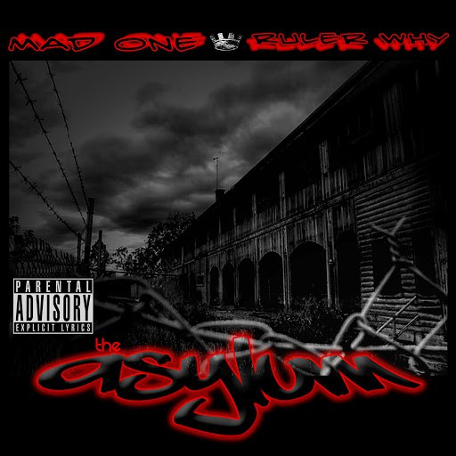 Mad One альбом The Asylum