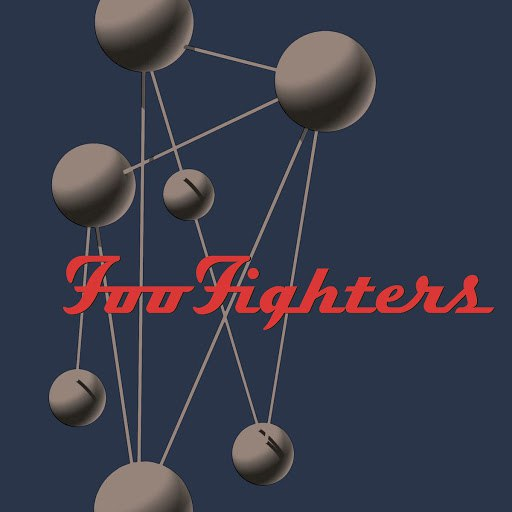 Foo Fighters альбом The Colour And The Shape