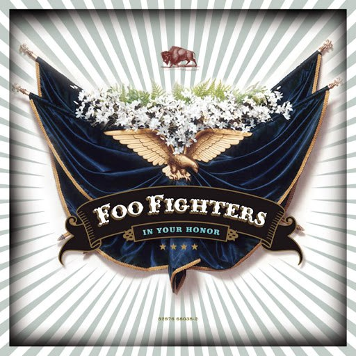 Foo Fighters альбом In Your Honor