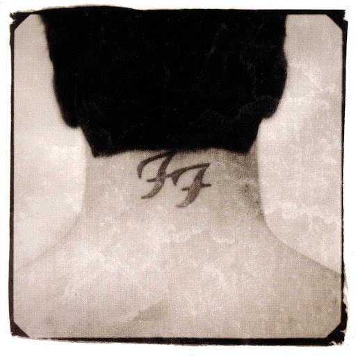 Foo Fighters альбом There Is Nothing Left To Lose