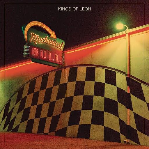 Kings Of Leon альбом Mechanical Bull (Deluxe Version)