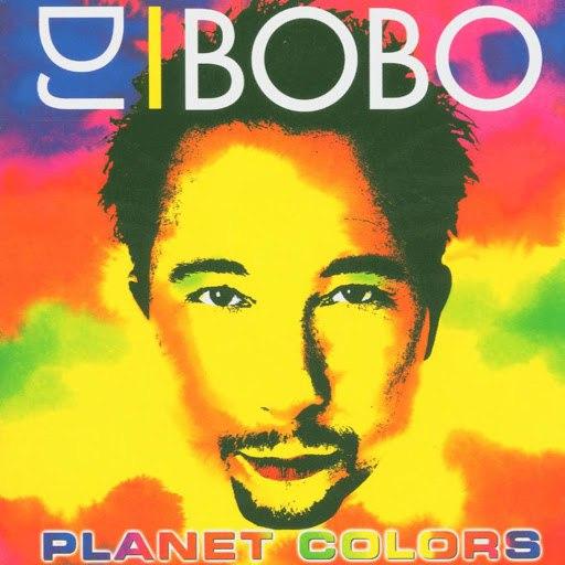 DJ Bobo альбом Planet Colors