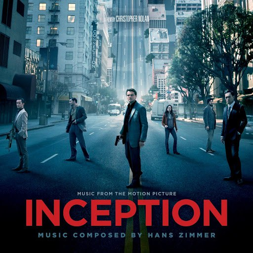 Hans Zimmer альбом Inception (Music From The Motion Picture)