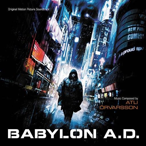 Hans Zimmer альбом Babylon A.D.