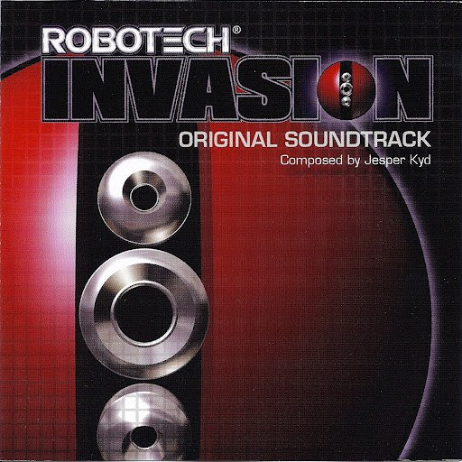 Jesper Kyd альбом Robotech Invasion: Original Soundtrack