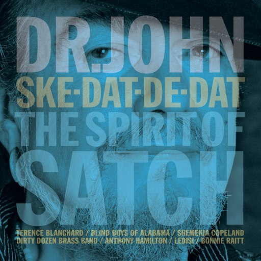 Dr. John альбом Ske-Dat-De-Dat…The Spirit Of Satch
