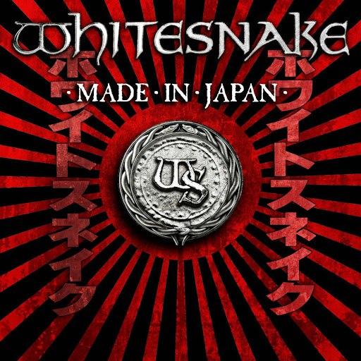 Whitesnake альбом Made in Japan (Deluxe Version)