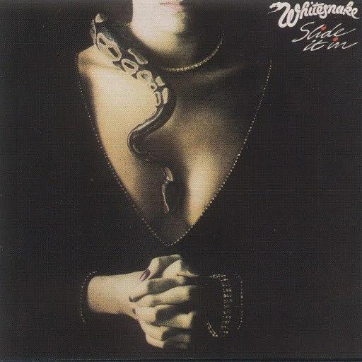 Whitesnake альбом Slide It In