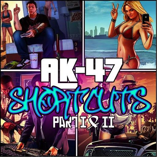 Ak-47 альбом Shortcuts, Pt. 1 & 2