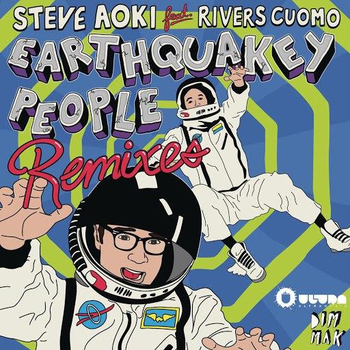 Steve Aoki альбом Earthquakey People (feat. Rivers Cuomo)