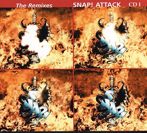 Snap! альбом Attack - The Remixes (Part 1)