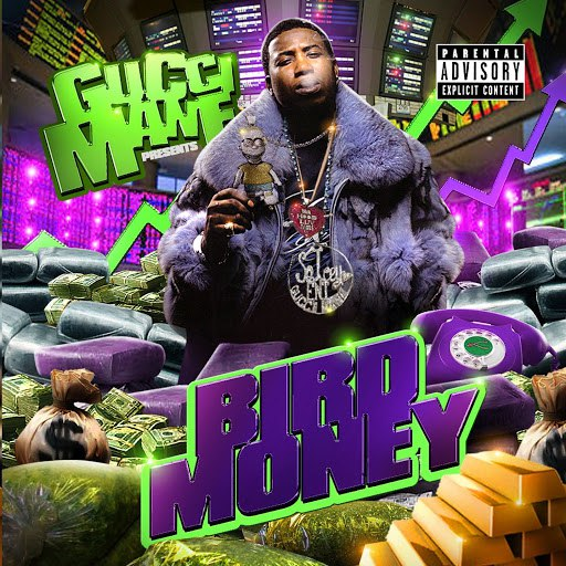 Gucci Mane альбом Bird Money