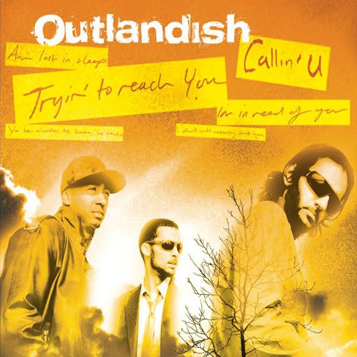 Outlandish альбом Callin' U (Radio Edit)