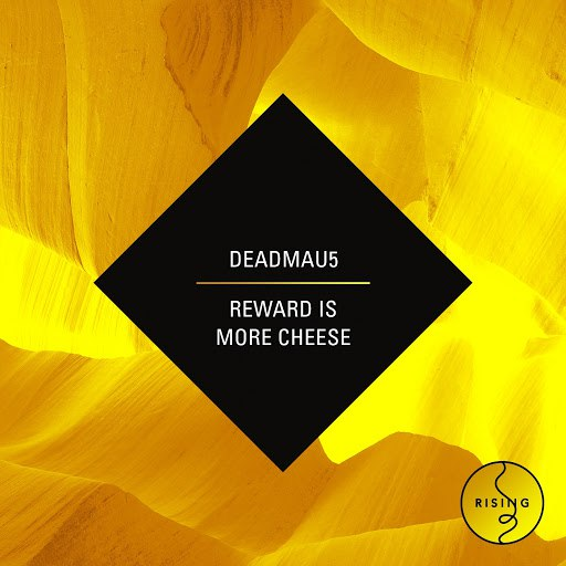 deadmau5 альбом Reward Is More Cheese