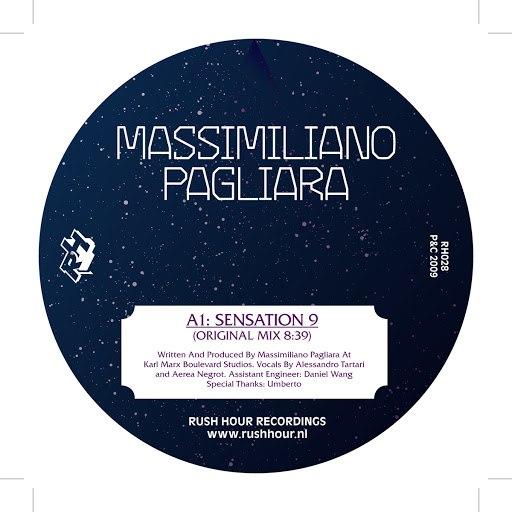 Massimiliano Pagliara альбом Sensation 9