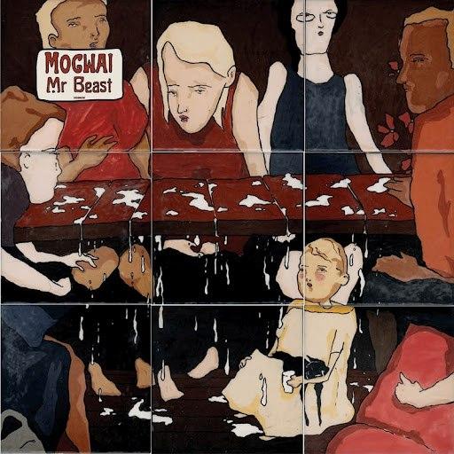 Mogwai альбом Glasgow Mega Snake