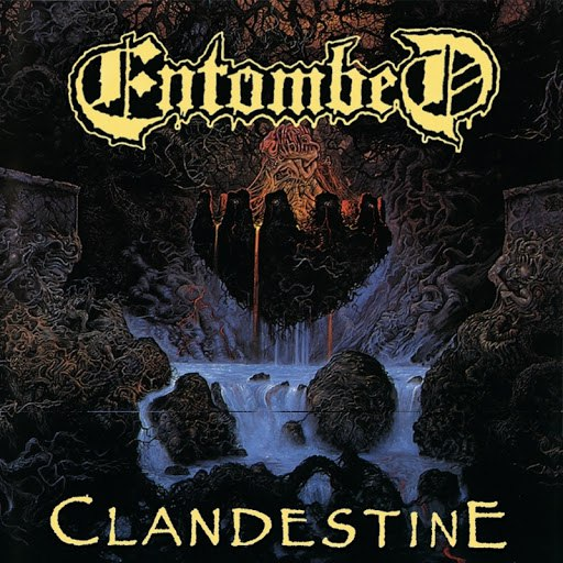 Entombed альбом Clandestine