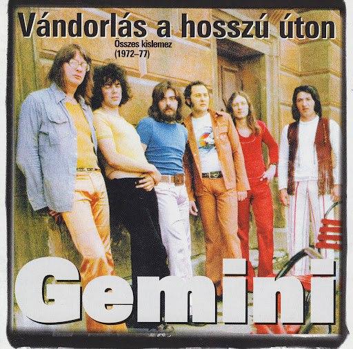 Gemini альбом Vándorlás a hosszú úton