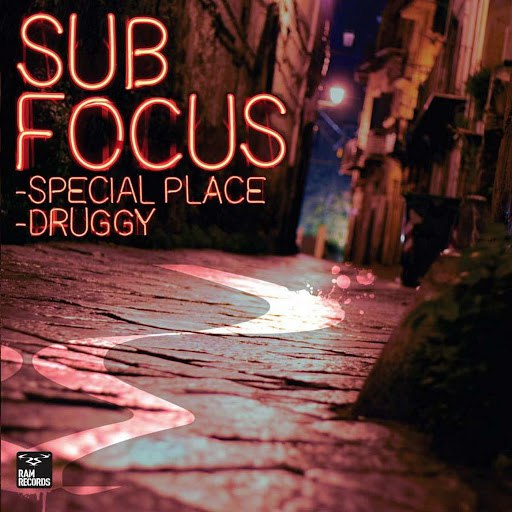 Sub Focus альбом Special Place / Druggy