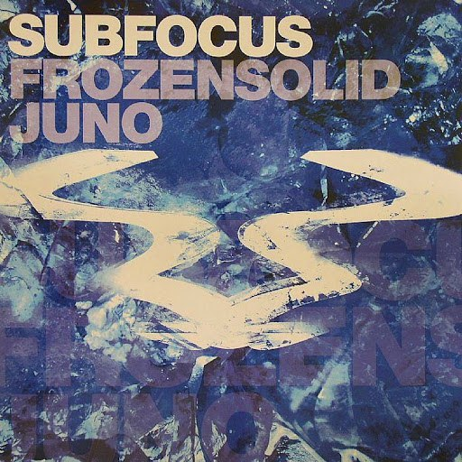 Sub Focus альбом Frozen Solid / Juno
