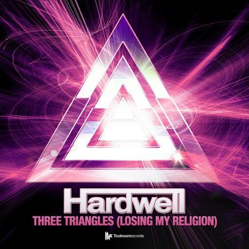 Hardwell альбом Three Triangles (Losing My Religion)