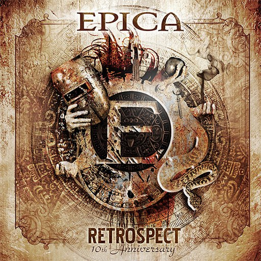 Epica альбом Retrospect - 10th Anniversary