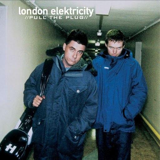 London Elektricity альбом Pull the Plug (Vinyl Version)