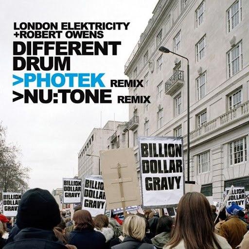 London Elektricity альбом Different Drum (Remix 2) [feat. Robert Owens]