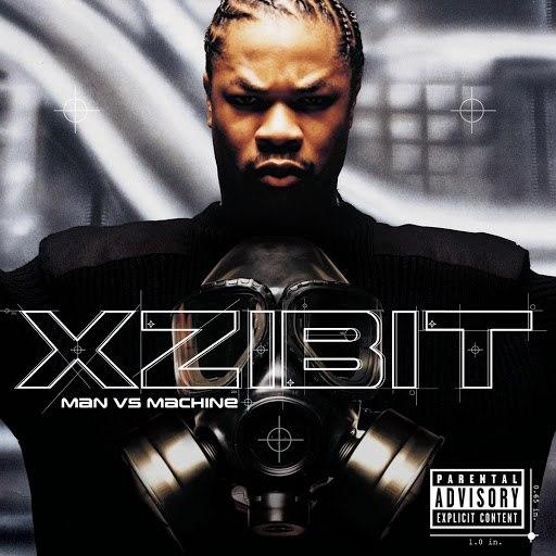 Xzibit альбом Man VS Machine