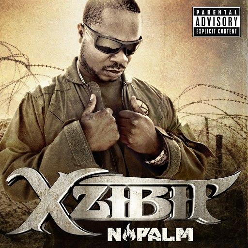 Xzibit альбом Napalm
