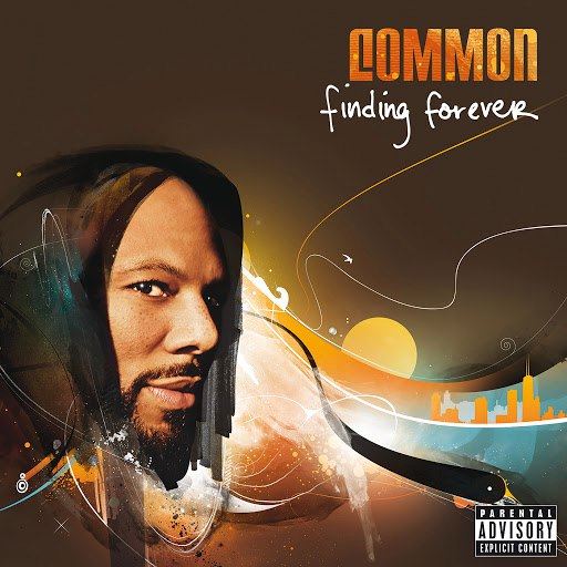 Common альбом Finding Forever