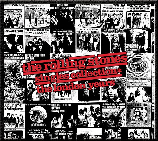 The Rolling Stones альбом Singles Collection (The London Years)