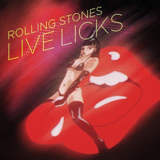 The Rolling Stones альбом Live Licks