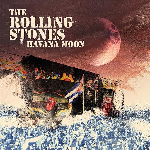 The Rolling Stones альбом Havana Moon (Live)