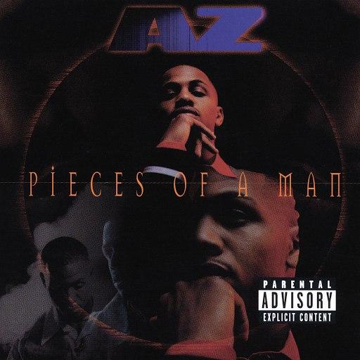 AZ альбом Pieces Of A Man (Parental Advisory)