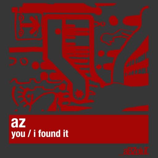 AZ альбом You / I Found It