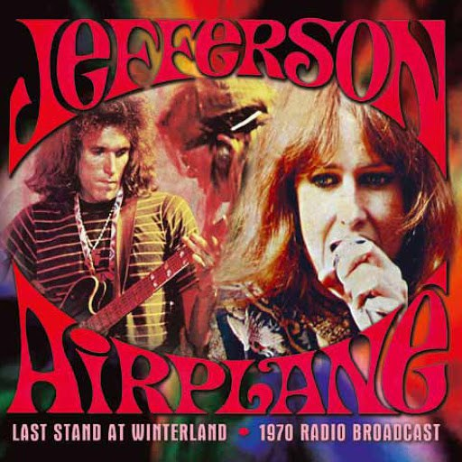 Jefferson Airplane альбом Last Stand at Winterland (Live)