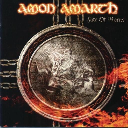 Amon Amarth альбом Fate of Norns