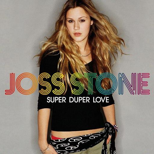 Joss Stone альбом Super Duper Love