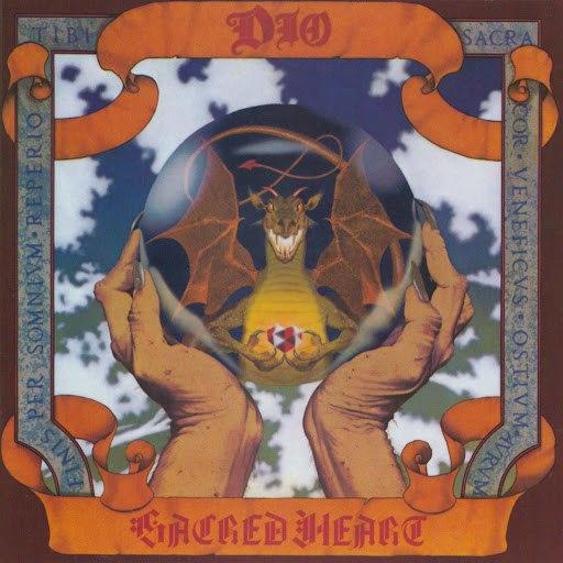 Dio альбом Sacred Heart
