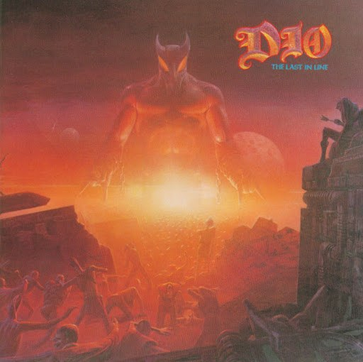 Dio альбом The Last In Line