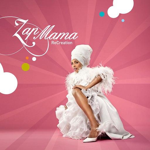 Zap Mama альбом ReCreation