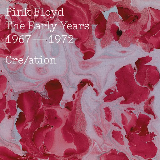 Pink Floyd альбом The Early Years, 1967-1972, Cre/ation