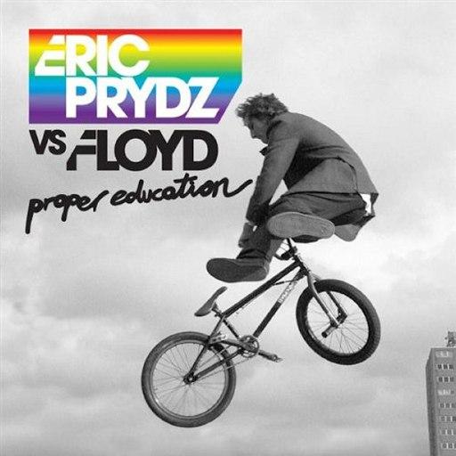Eric Prydz альбом Proper Education